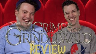 Fantastic Beast The Crimes of Grindlewald- Movie Review (No Spoilers)