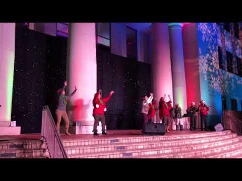 Sugar Land 2017 Christmas Tree Lighting