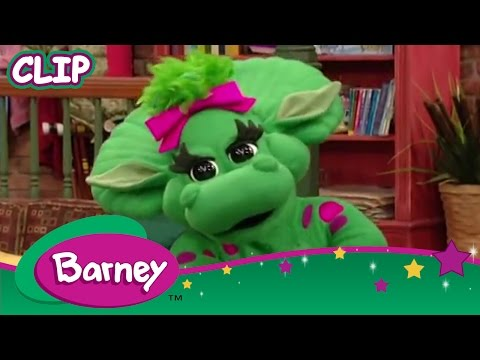 Barney - Baby Bop's New Friend
