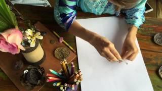 Как нарисовать цветок жизни! Урок номер 1(Как нарисовать цветок жизни! Как нарисовать цветок жизни! Это видео я записала специально для участниц..., 2016-06-18T17:26:15.000Z)