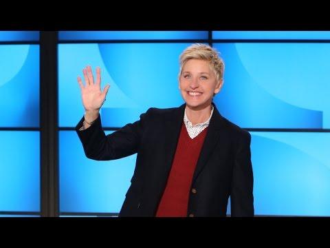 Ellen VIDEOS - Magazine cover