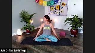Yin Yoga Neck & Shoulders