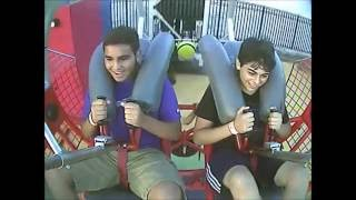 Atlantic City Steel Pier Slingshot Ride