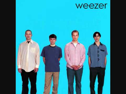 My Name is Jonas w/Lyrics - Weezer