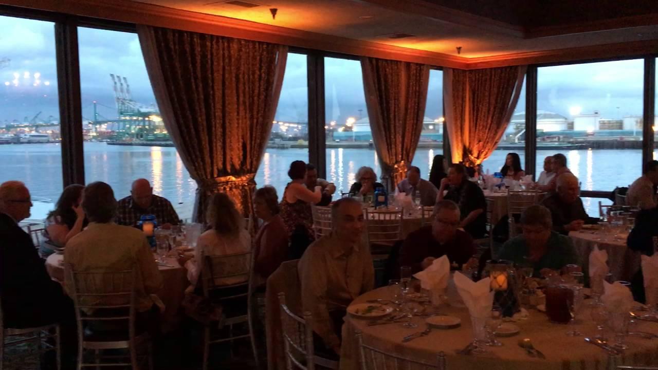 Ports O Call Restaurant Wedding Dj Lighting San Pedro Los Angeles Video Bridgeview Ballroom