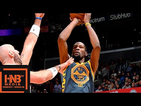 Golden State Warriors vs LA Clippers Full Game Highlights | 11.12.2018, NBA Season