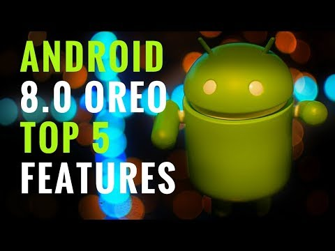 Android  8.0 Oreo TOP 5 AMAZING features with Demo - Hindi - Official Android 8.0