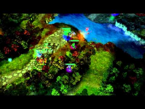видео: heroes of newerth — представляем героя: circe the deceiver