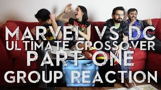 Reaction Request: Marvel vs DC Ultimate Crossover - Part 1