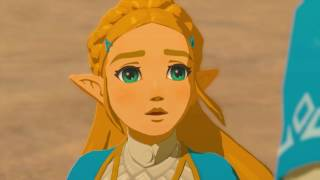 The Legend of Zelda Breath of the wild   Recuerdos Link español latino