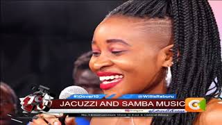 10 OVER 10 | Barak Jacuzzi, Ms. Samba perform their tune 'One for You'  live on 10over10