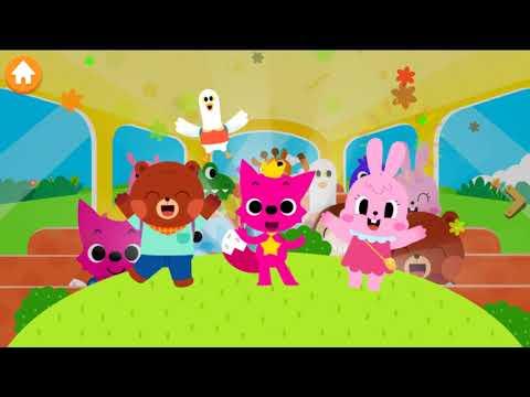 Автобус с веселыми животными для самых маленьких, играем вместе. Учим цифры и английский.