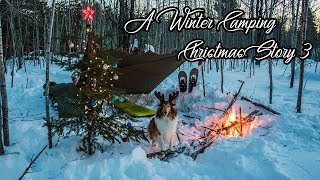 A Winter Camping Christmas Story 3