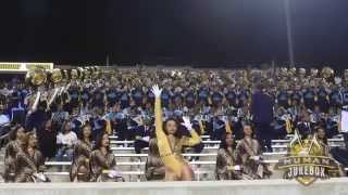 "Southern University Human Jukebox ""March Madness"" @ ASU 2015"