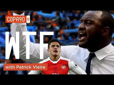 Arsenal Shouldn't Hold Sanchez Hostage - Patrick Vieira | Walk Talk Football