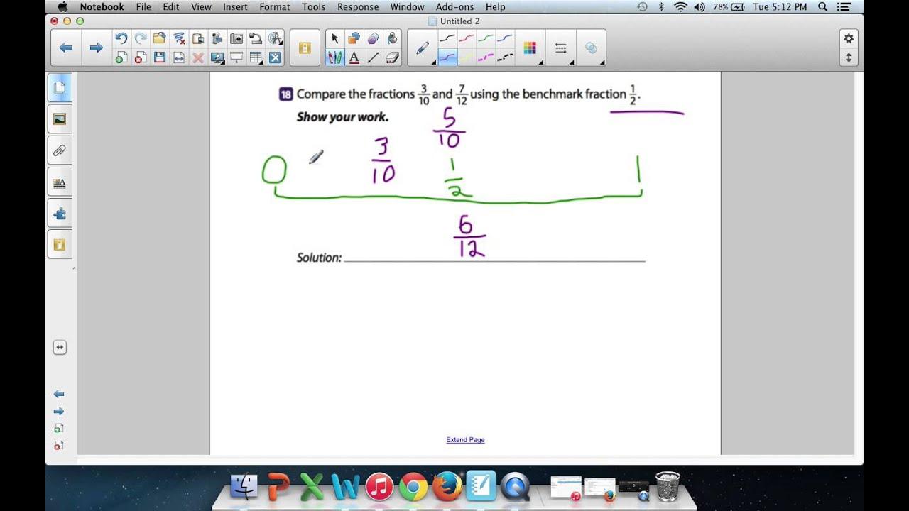 Workbooks math makes sense 7 workbook : Math Workbook pg 132 & 133 - YouTube