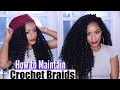 MY CROCHET BRAIDS ROUTINE | 4 Tips on How to Maintain Crochet Braids