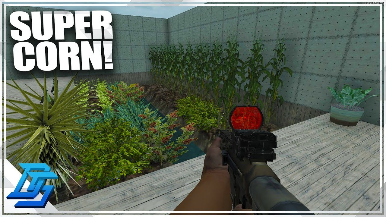 The Hunt For Mutant Seed Production Super Corn Alpha 17 7