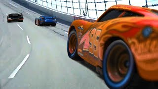 Cars 3 McQueen vs Storm Piston Cup Race Rematch