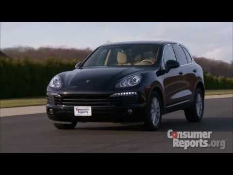 Porsche Cayenne review from Consumer Reports