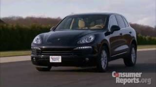 Porsche Cayenne review | Consumer Reports