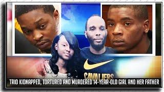 Multiple men rdrd 14yr-old Paris Bradley  dad Paul Bradley rtrdrnd in car
