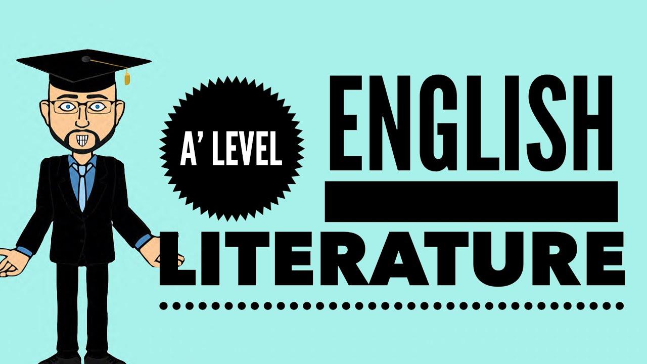 English literature a level essay help