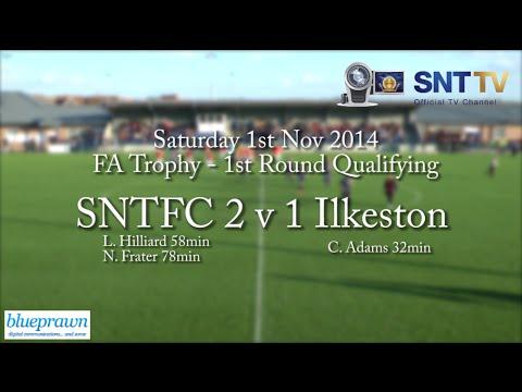 SNTTV - Ilkeston Action & Reaction