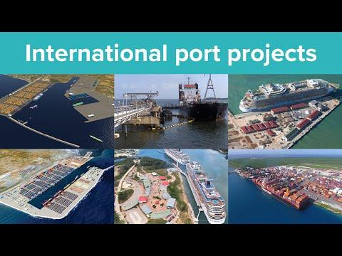 International port projects