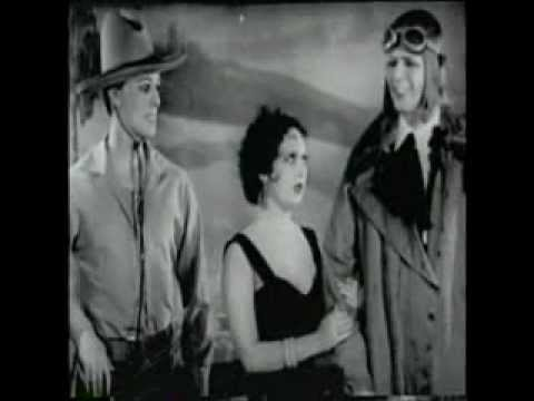 """""""Silent Love"""" ~ 1930's Soundie with Bonnie Poe as Betty Boop"""