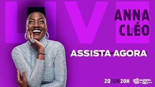 #Live Anna Cléo Ao Vivo #FiqueemCasa e Cante #Comigo