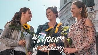Salzburg in 48 Stunden im Herbst