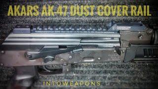 Video Draco AK Pistol Dust Cover Rail:  Parabellum Armament AKARS download MP3, 3GP, MP4, WEBM, AVI, FLV Mei 2018