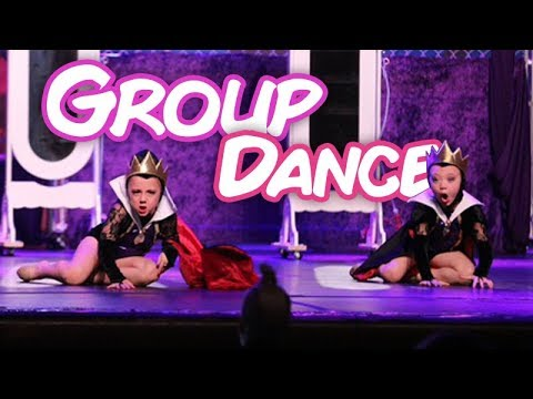 5 YEAR OLD EVERLEIGHS FIRST DANCE GROUP ROUTINE COMPETITION!!!