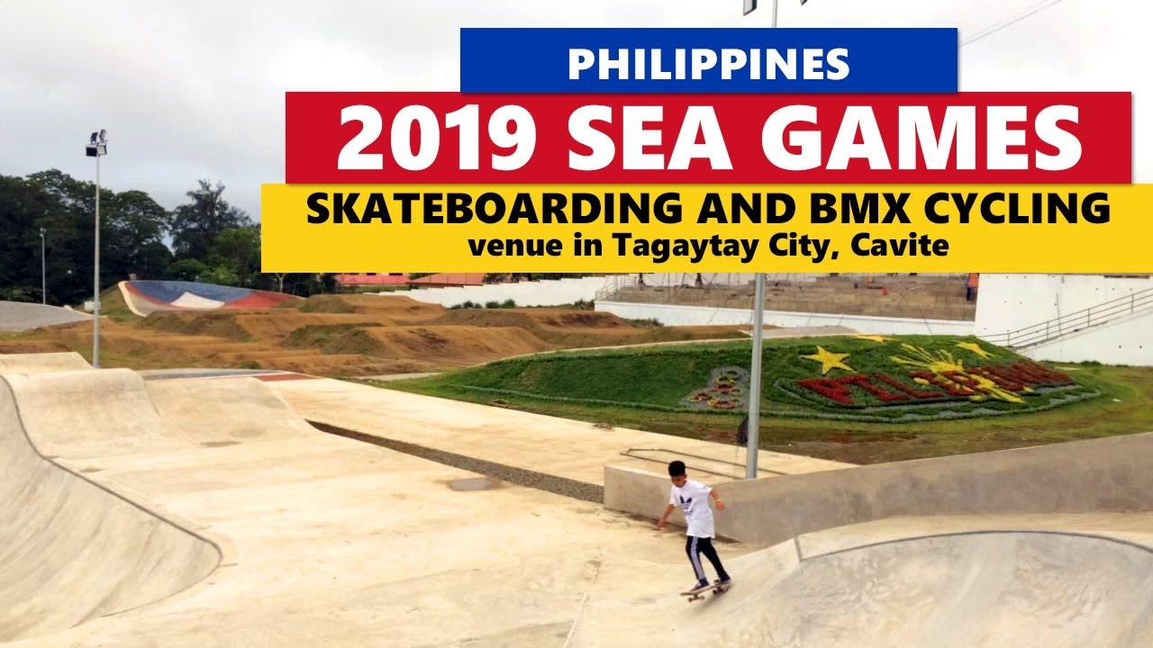 Travel Philippines 2019 Southeast Asian Games Venue Tour