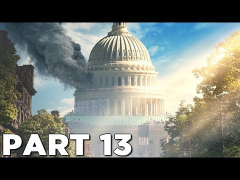 ROOSEVELT ISLAND STRONGHOLD in THE DIVISION 2 Walkthrough Gameplay Part 13 (PS4 Pro)