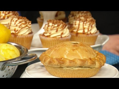 Piecaken: Pastry chef attempts to create trendy new dish