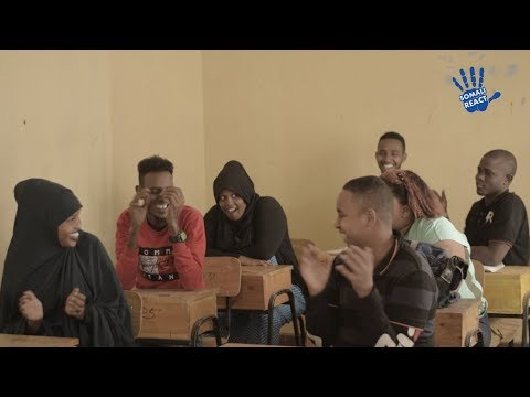 When You Attend A Somali Class | Somali React