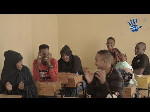 When You Attend A Somali Class | Somali React thumbnail