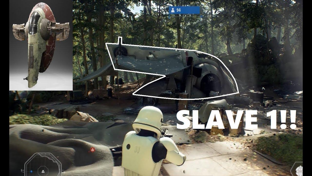 Slave I | Star Wars Battlefront Wiki | FANDOM powered by Wikia