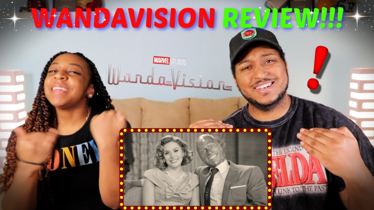 SO MANY QUESTIONS!!! | WandaVision Episode 1 & 2 Review (SPOILERS)