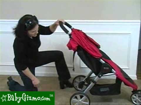 Baby Gizmo Britax B Agile Stroller Review