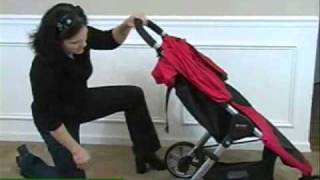 Baby Gizmo Britax B-Agile Stroller Review