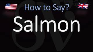 How To Pronounce Salmon Correctly Seh M N Pronunciation Youtube