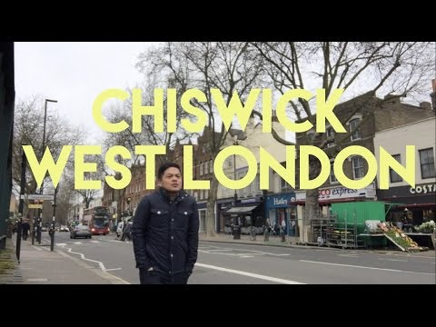 Exploring Chiswick London | Vlog#25