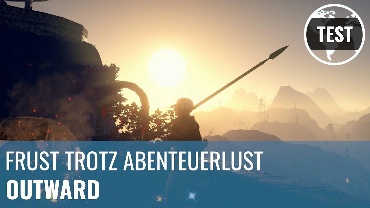 Outward im Test: Hungrig auf Abenteuer (German)