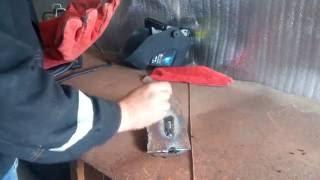как научиться варить электросваркой(ЧАСТЬ 2)(видео урок по сварке (ЧАСТЬ 2) как научиться варить электросваркой самому., 2016-07-03T20:00:00.000Z)