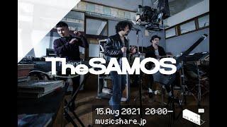 The SAMOS : MUSIC SHARE+VR  #092 @熱海市(旧)網代中学校