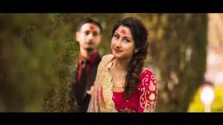 Samiksha and Alok Nepali Engagement Cinematic Teaser