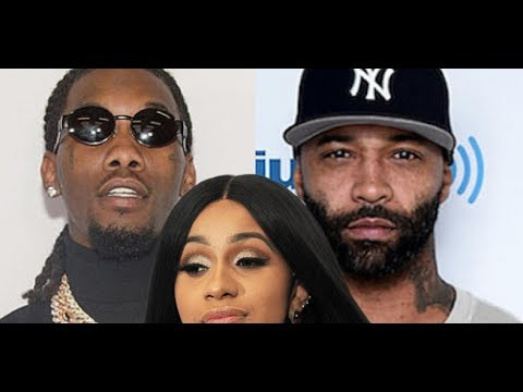 Offset (Migos) REACTS TO JOE BUDDEN Talking About His Wife Cardi B,  He Wants to SEE JOE